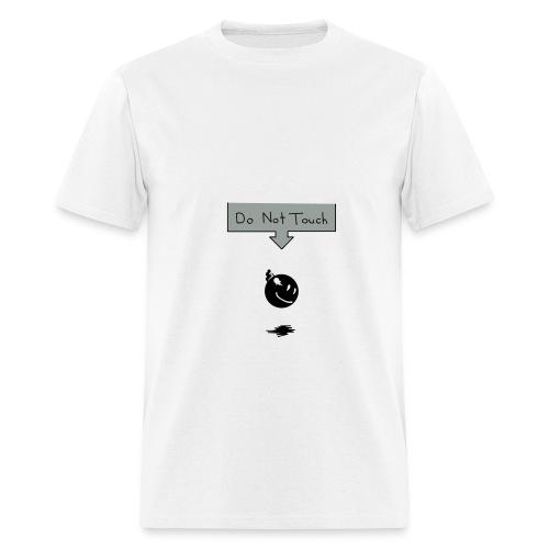Do Not Touch! - Men's T-Shirt