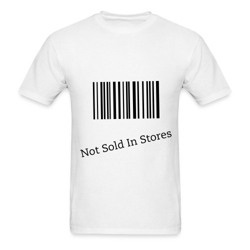 Not Sold In Stores - Men's T-Shirt