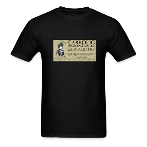 Carbolic Smoke Ball Co. - Men's T-Shirt