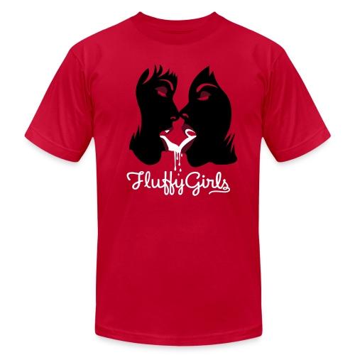 Fluffy Girls - Men's Fine Jersey T-Shirt