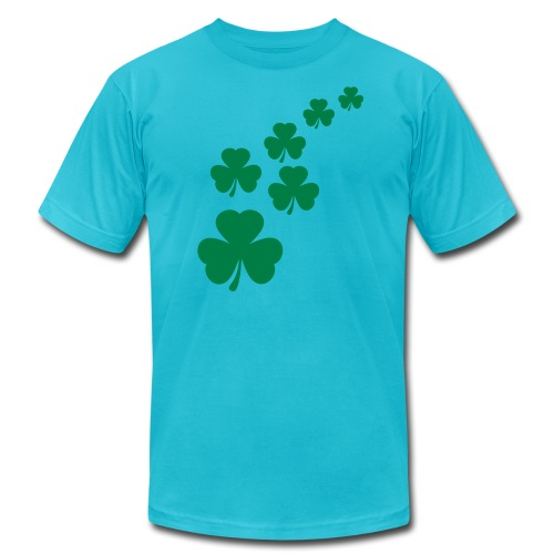 Shamrocks - Men's  Jersey T-Shirt