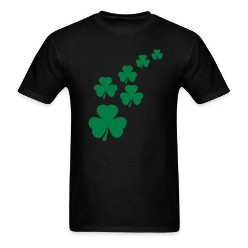 Shamrocks - Men's T-Shirt