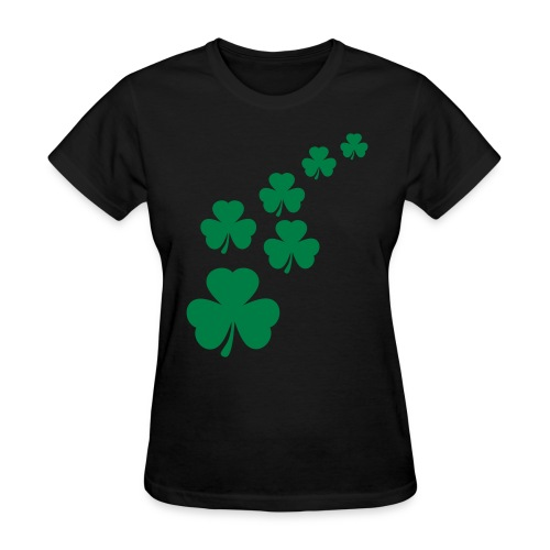 Shamrocks - Women's T-Shirt