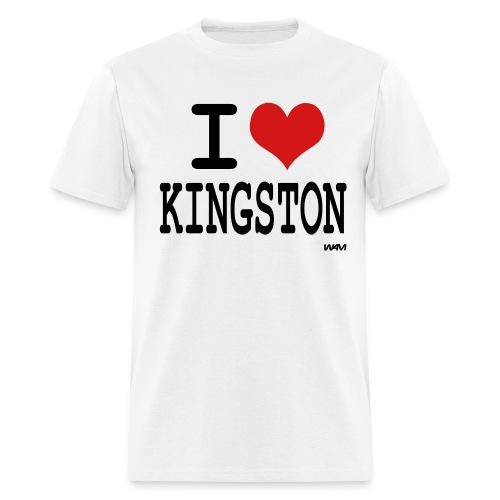 Radio East's: I Love Sean Kingston - Men's T-Shirt