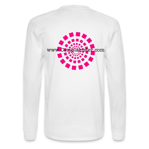 Complainster Circle - Men's Long Sleeve T-Shirt