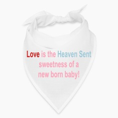 Love is the Heaven Sent Sweetness of a new born baby!