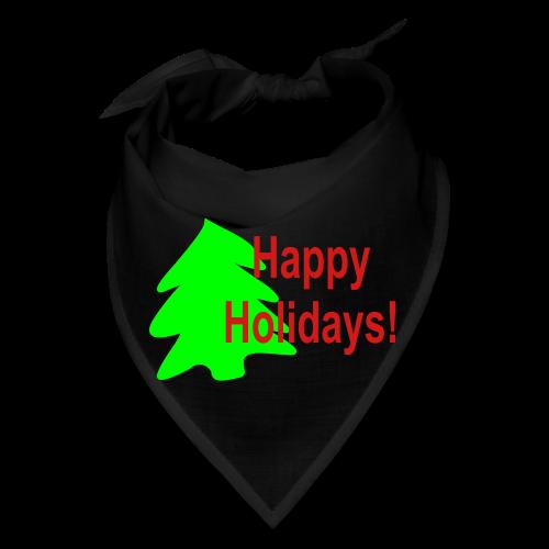Happy Holidays - Bandana