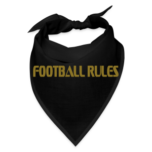 Football Rules - Bandana