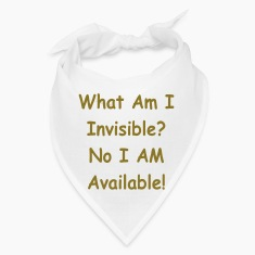 What Am I invisible no availible