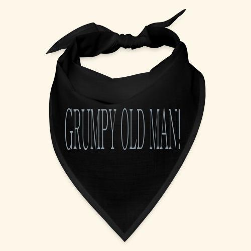 Grumpy Old Man - Bandana
