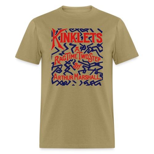 Marshall's Kinklets - Men's T-Shirt