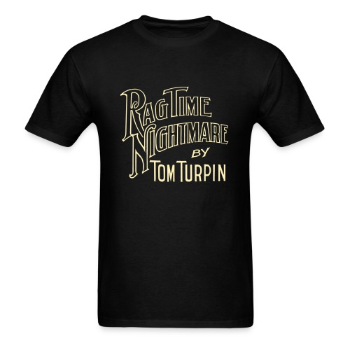 Turpin's Ragtime Nightmare - Men's T-Shirt
