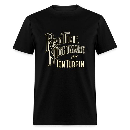 Turpin's Ragtime Nightmare - Men's T-Shirt