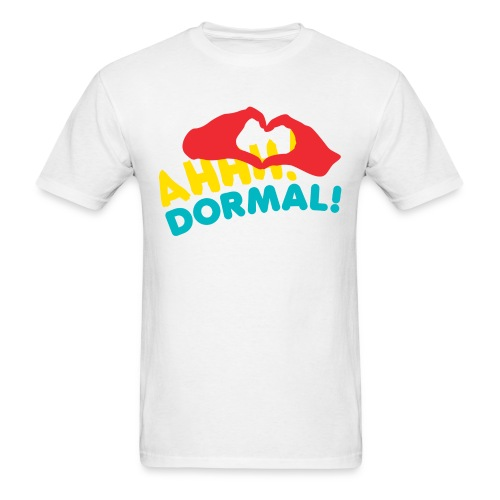 Ahhh! DORMAL! - Men's T-Shirt