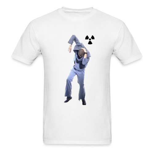 CHERNOBYL CHILD DANCE - Men's T-Shirt