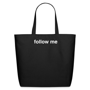 follow - Eco-Friendly Cotton Tote