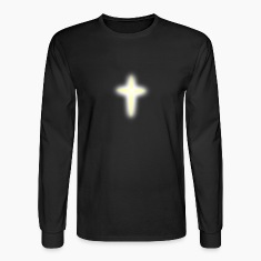 Black thelightcross Long Sleeve Shirts