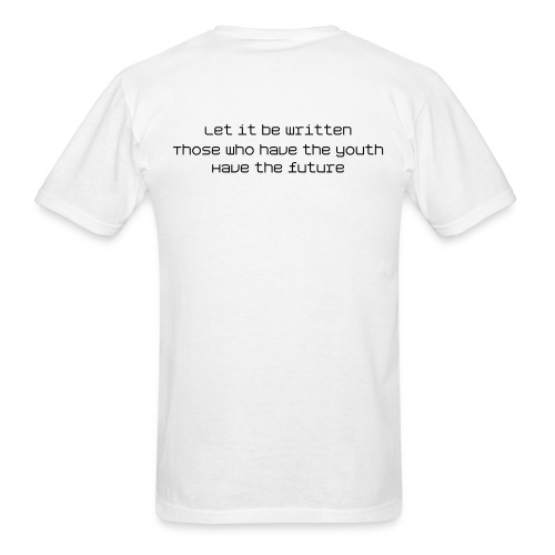 Youth/Future - Men's T-Shirt