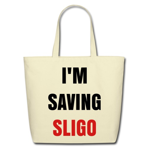 I'M SAVING SLIGO - Eco-Friendly Cotton Tote