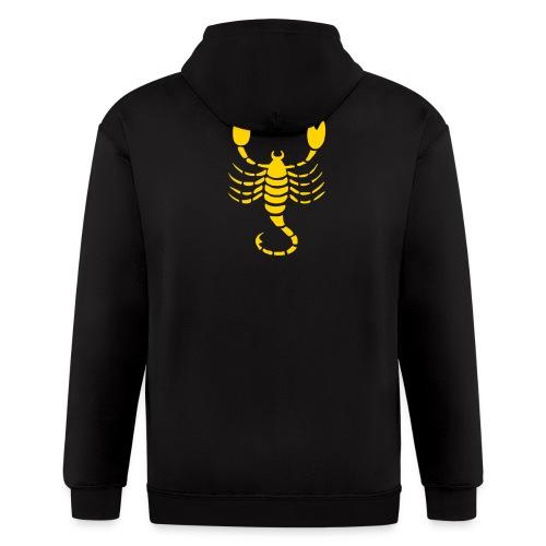 scorpio - Men's Zip Hoodie
