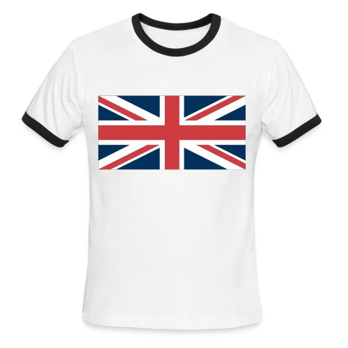Lightweight Ringer Tee - Men's Ringer T-Shirt