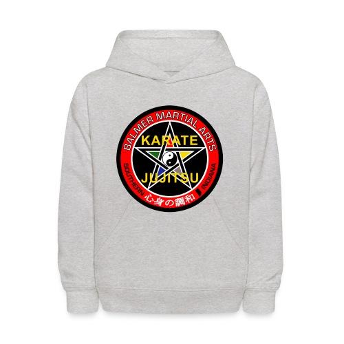 Balmer Martial Arts Kid's Hooded Shirt - Kids' Hoodie