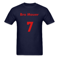 T-Shirts ~ Men's T-Shirt ~ Mauer