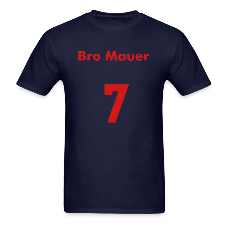 Mauer - Men's T-Shirt