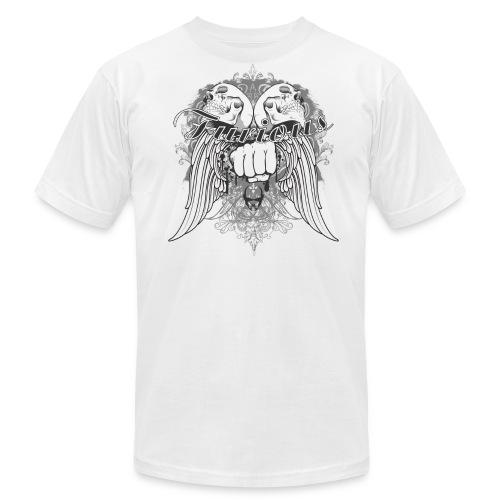 Flying Fist Light - Men's Fine Jersey T-Shirt