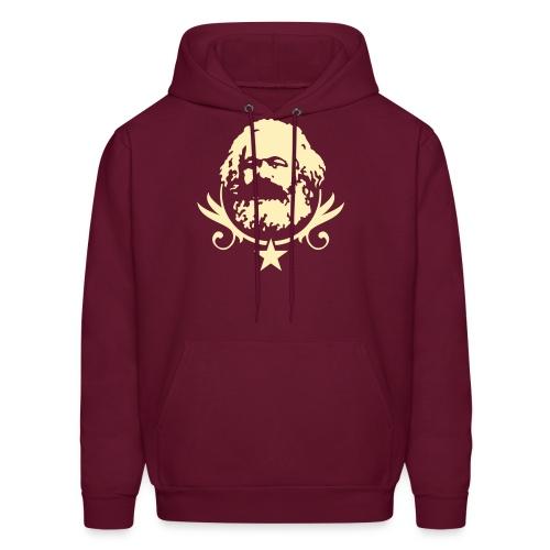 Karl Marx Hoodie - Men's Hoodie