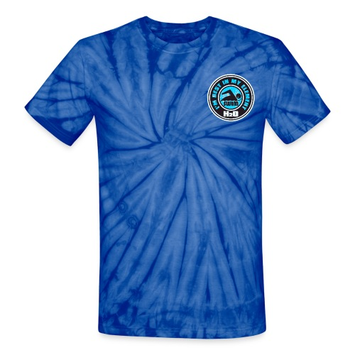 The Works - Unisex Tie Dye T-Shirt