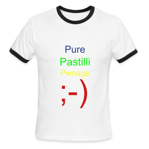 Pastilli T-Shirt - Men's Ringer T-Shirt