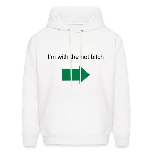 HOT BITCH SHIRT - Men's Hoodie