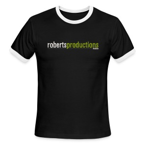 Robert's Productions Orginal Tee 2 - Men's Ringer T-Shirt