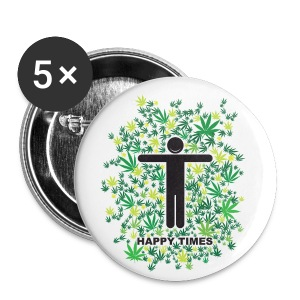 Dank Nation - Small Buttons