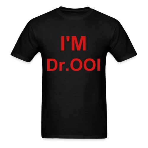 I'm Dr.OOl (Mens) - Men's T-Shirt