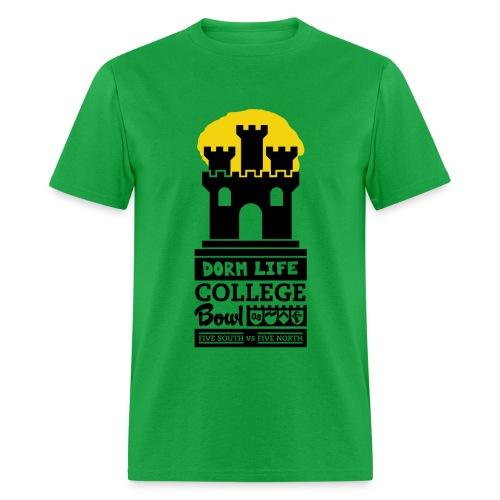 Dorm Life - College Bowl (W) - Men's T-Shirt