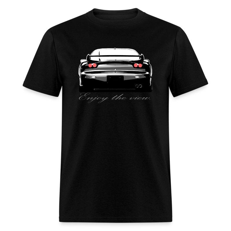 RX7 Enjoy the view. - Men's T-Shirt