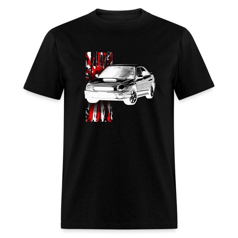 Bug Eye Impreza - Men's T-Shirt