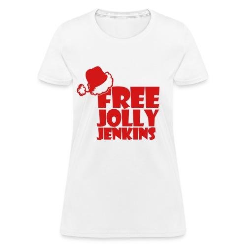 WOMEN'S JOLLY JENKINS T-SHIRT - Women's T-Shirt