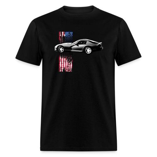 New Viper US - Men's T-Shirt