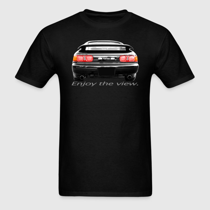 MR2 Enjoy the view. - Men's T-Shirt