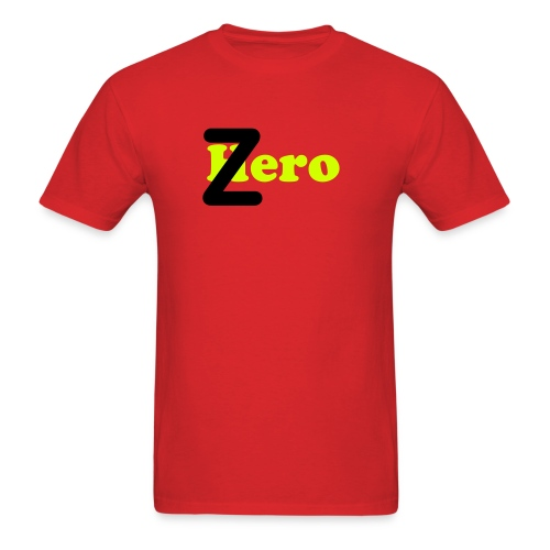 Hero Z - Men's T-Shirt
