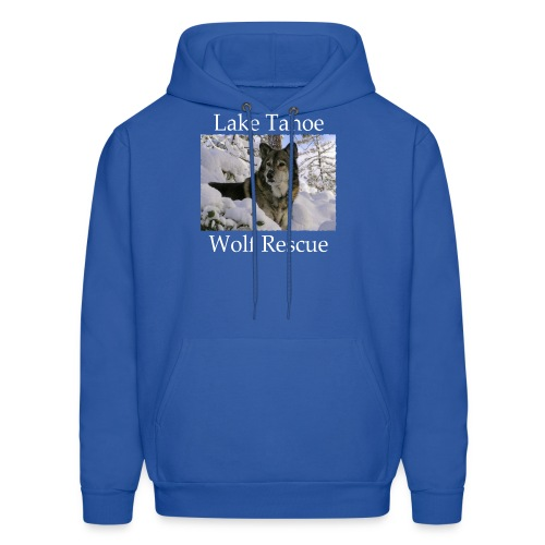 LTWR Logo with White text - Men's Hoodie
