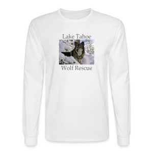 LTWR Logo with Dark text - Men's Long Sleeve T-Shirt