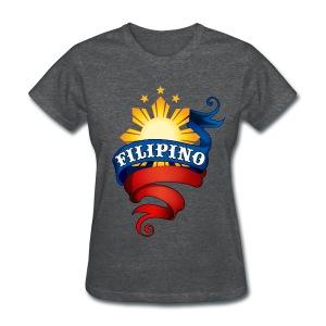 I'm A Filipino - Women's T-Shirt