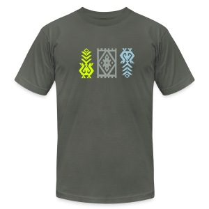 kilim series - Men's T-Shirt by American Apparel
