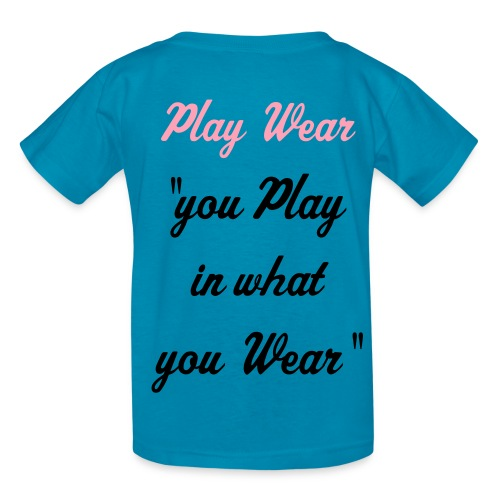 Play Wear - Kids' T-Shirt