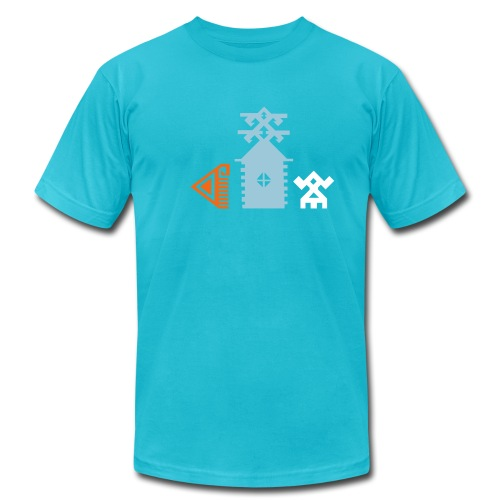 Kilim Series - Men's Fine Jersey T-Shirt