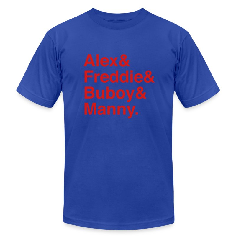 Manny Pacquiao Corner - Men's T-Shirt by American Apparel